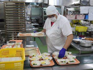 【病院】病院給食業務
